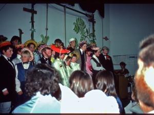 Stratherrick School Play 1986