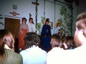 Stratherrick School Play1986