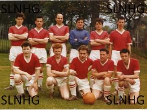 Dores United Football Club 1960