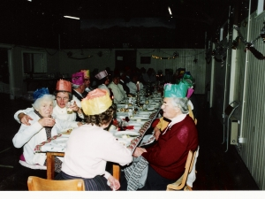 Senior Citizens Xmas Dinner Stratherrick Hall 1992