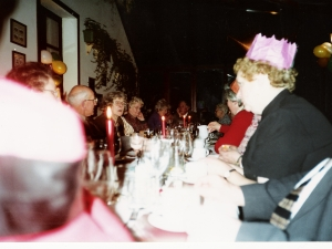 Senior Citizens Xmas Dinner Craigdarroch Hotel