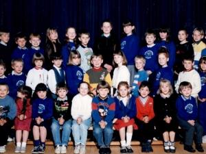 Stratherrick School 1991