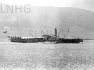 Loch Ness Steamer - The Glengarry.