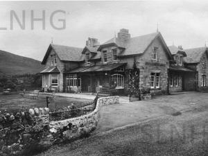Whitebridge Hotel c1930.