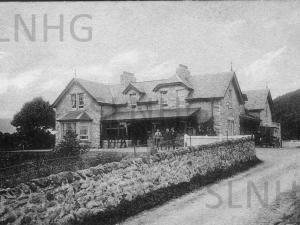 Whitebridge Hotel round about 1928.