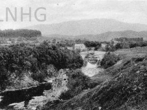 Wades Bridge Whitebridge c1920