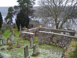 Boleskine Burial Ground