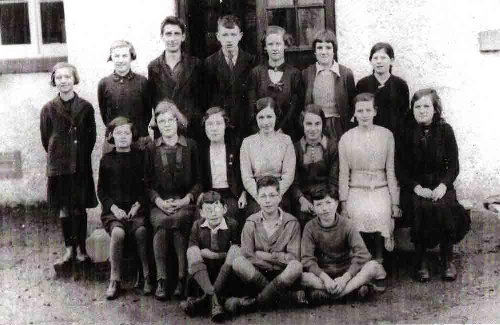 Foyers school 1936