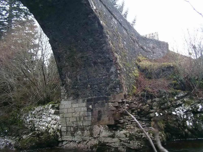 Whitebridge damage